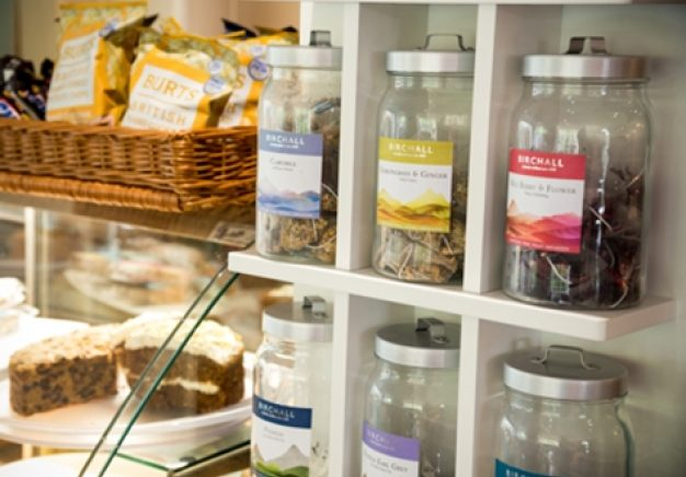 Selection of lovely teas