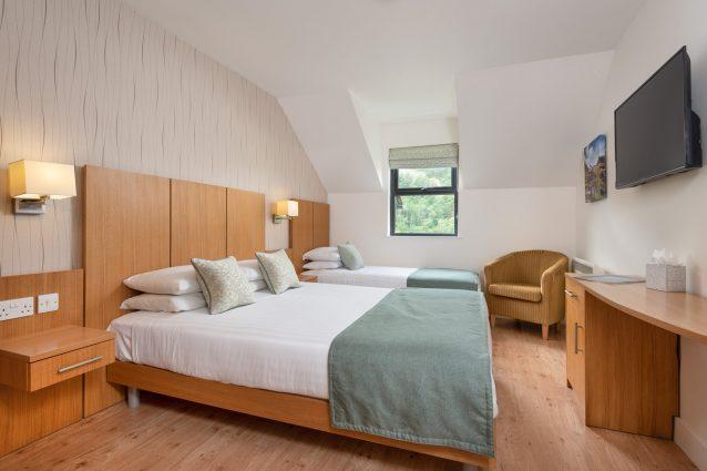 Lodgeinthe Vale room15 1