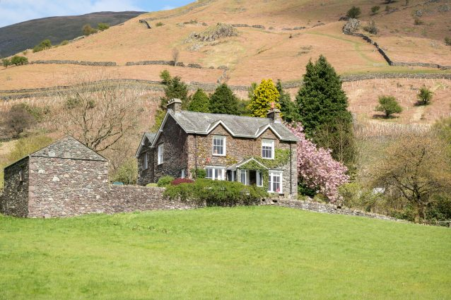 Bramrigg House. Self Catering accommodation for up to 12 people in Grasmere, Lake District.