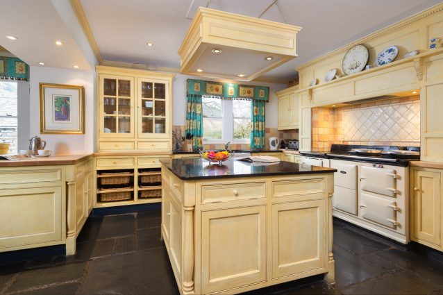 Large family kitchen for all your self catering needs.