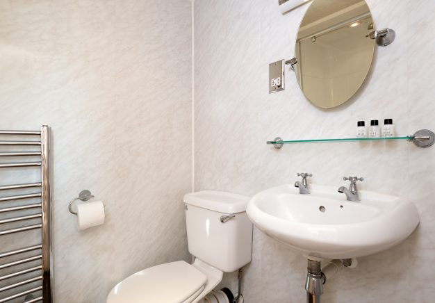 All rooms are ensuite