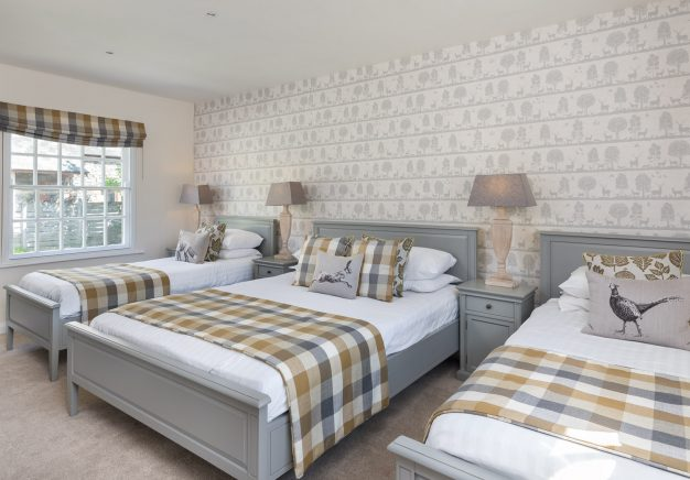 Our newly refurbished Family room