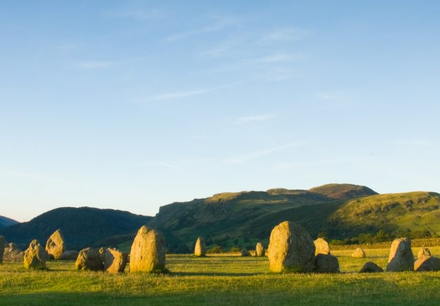 Castlerigg Cirlce makes a perfect low level walk for you and your dog.