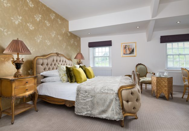 Our Superior King Bedroom with beautiful Lake District views