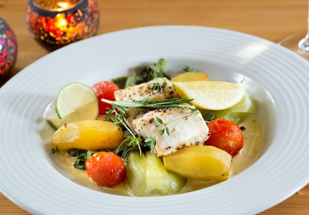 Fresh Fish dishes every day