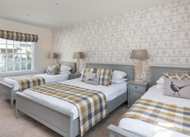 Cosy up in the new Family Room