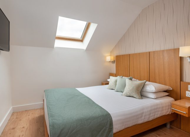 Our smaller double rooms are suitable for couples looking for a no-frill accommodation in the central lakes