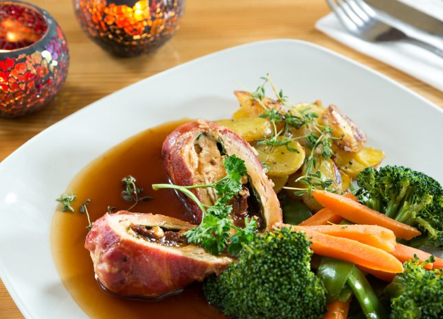 Scrumptious meals lovingly prepared from Cumbrian ingredients