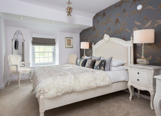 One of our King Double rooms at Traveller's Rest Grasmere