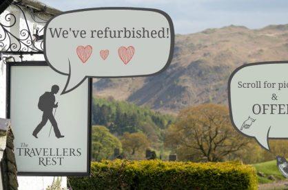 We've Refurbished!